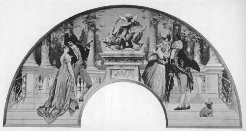 Художник Franz Xaver Simm (1853 – 1918, Austrian) (66 работ)