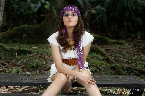 Фотограф Joe Faizal (модель Rachil Renee) (29 фото)