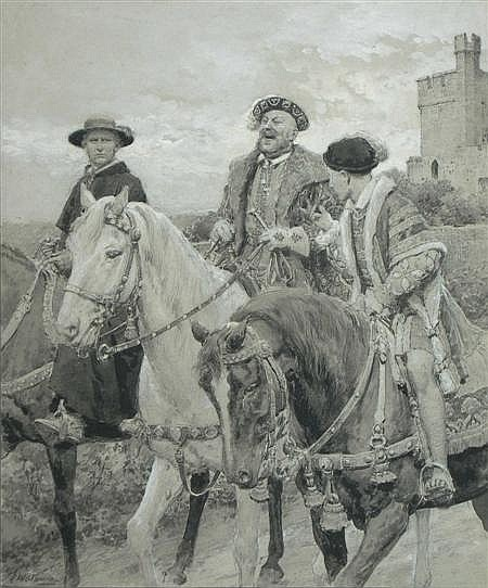 Художник и иллюстратор Fortunino Matania (1881-1963) (82 фото)