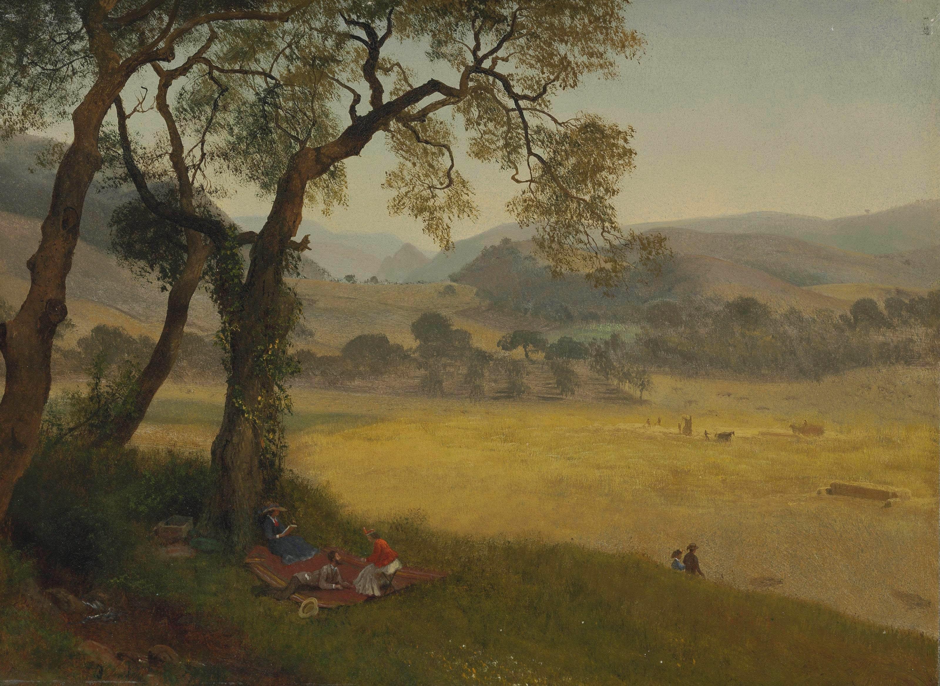 Albert Bierstadt Paintings 121 работ картины художники
