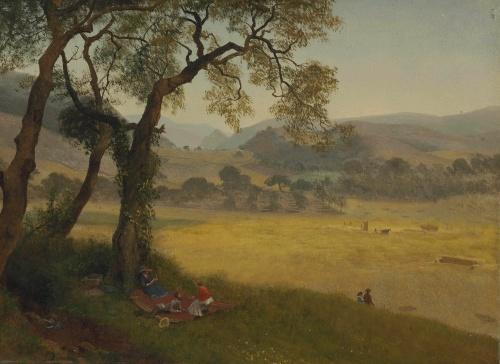 Albert Bierstadt Paintings (121 фото)