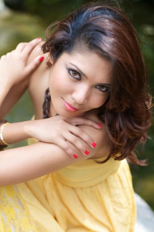 Фотограф Joe Faizal (модель Nithya RV) (43 фото)