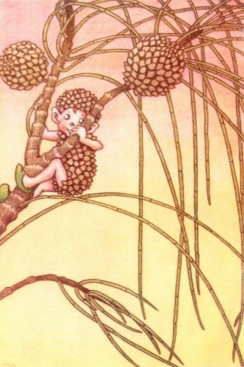 Классика детской иллюстрации - Австралийский иллюстратор Ida Rentoul Outhwaite (1888 - 1960) (313 работ)