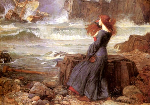 John William Waterhouse (73 работ)