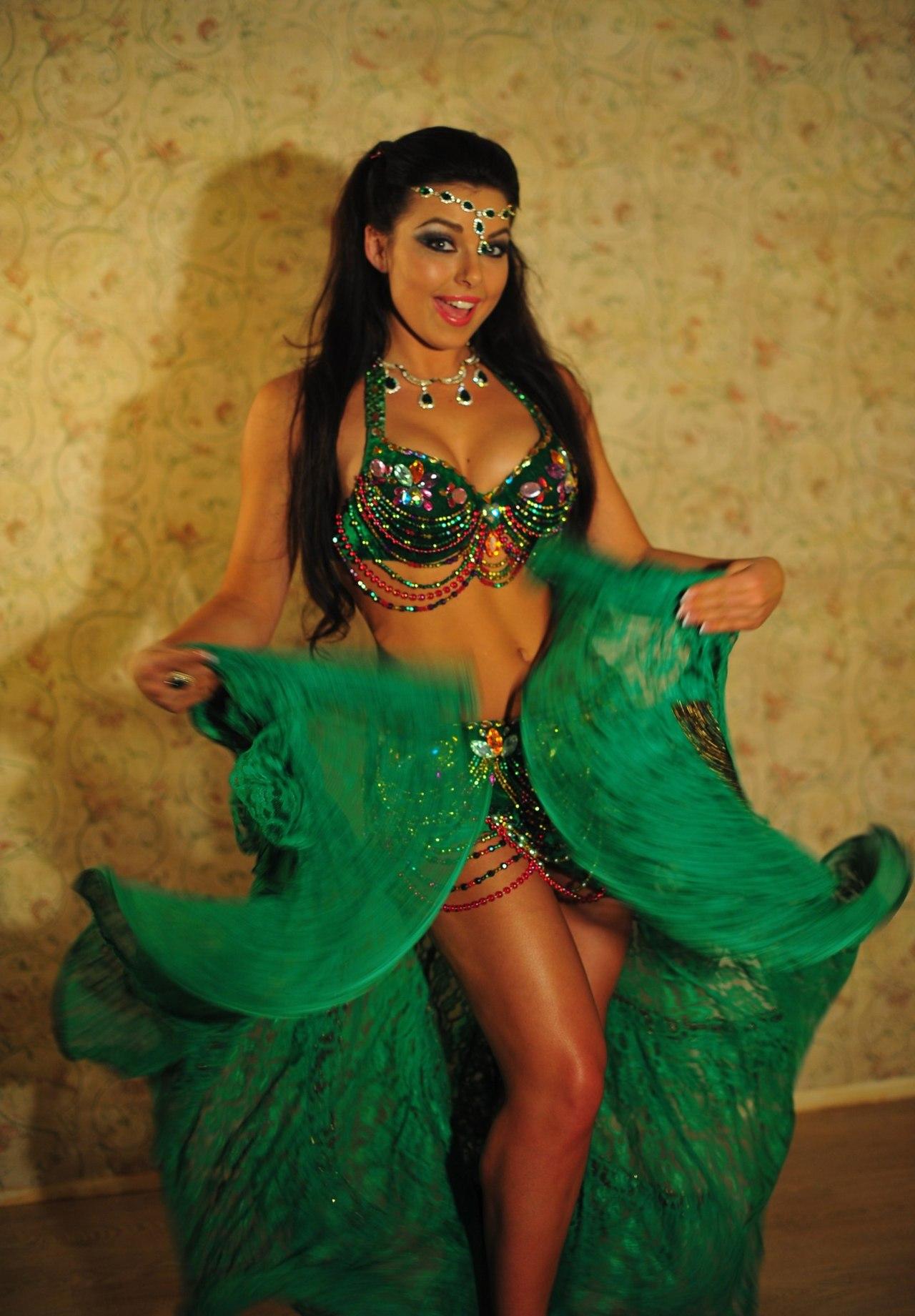 Танец живота как средство для похудения
