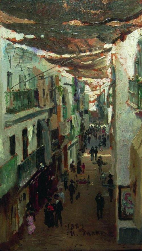 Artworks by Ilya Repin