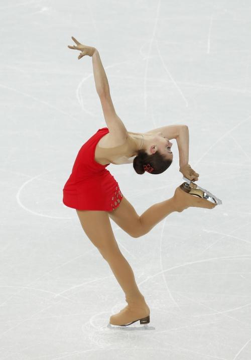 Аделина Сотникова (Adelina Sotnikova - 2014 Sochi) (121 фото)