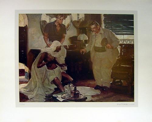 Американский художник Rico Tomaso (Рико Томазо) (1895–1985) (82 фото)