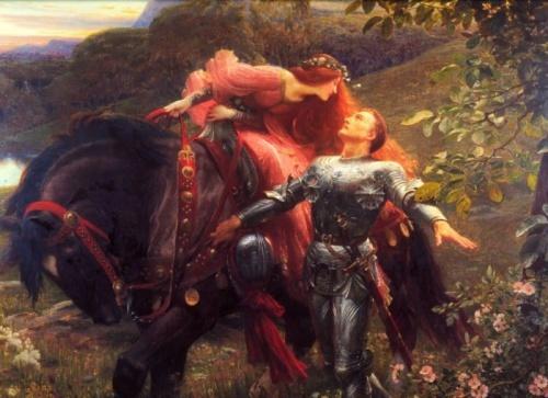 Английский художник Francis Bernard Dicksee (Фрэнсис Бернар Дикси) (72 фото)
