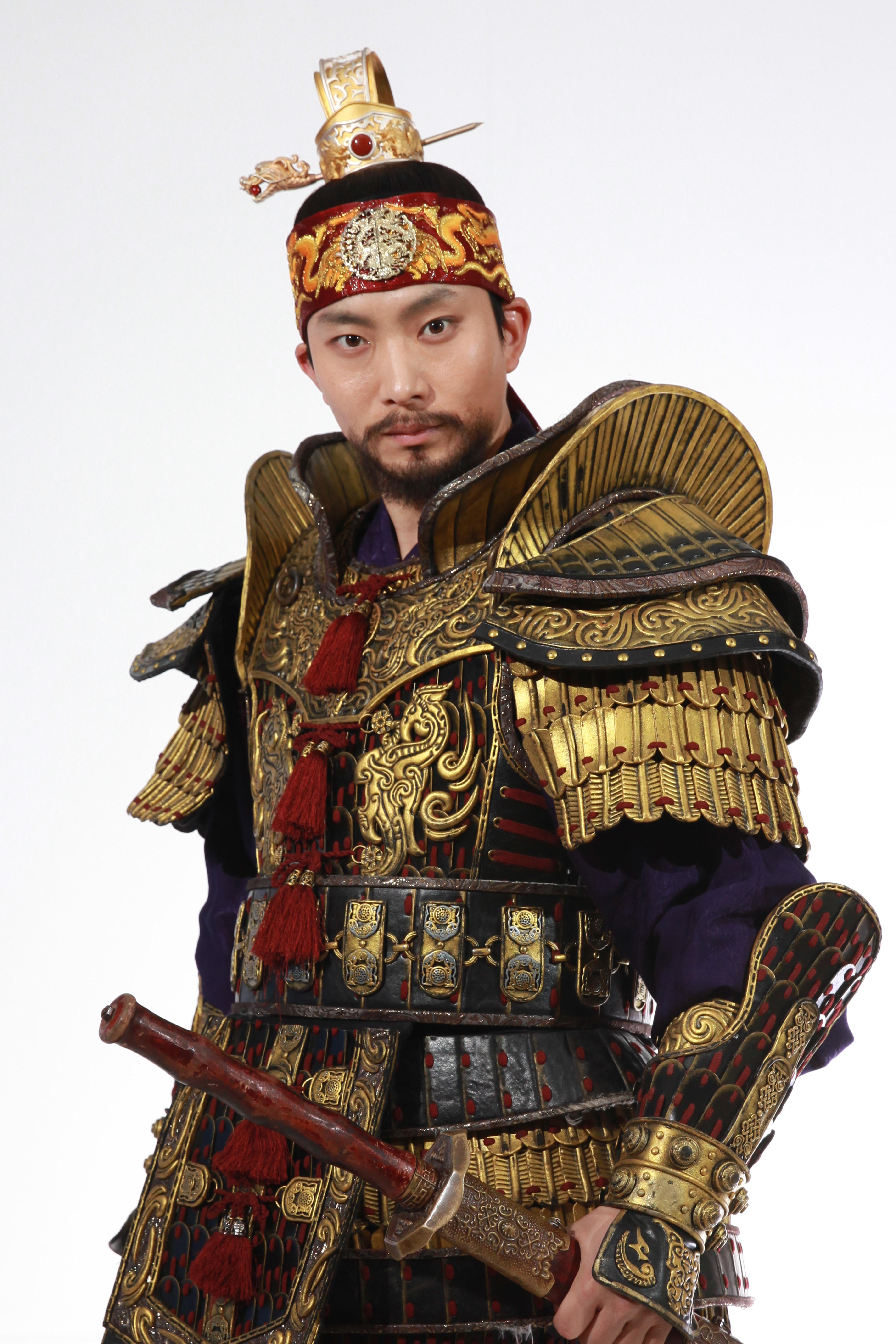 китайский воин фото фотосъемка часов