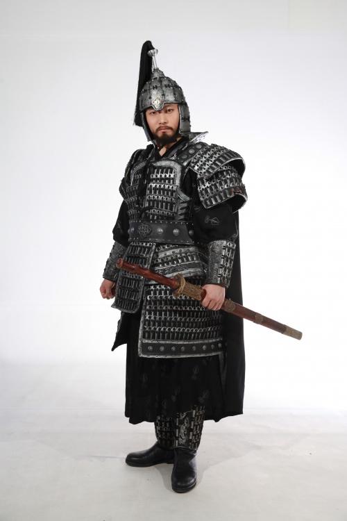 Корейский национальный военный костюм (32 фото)