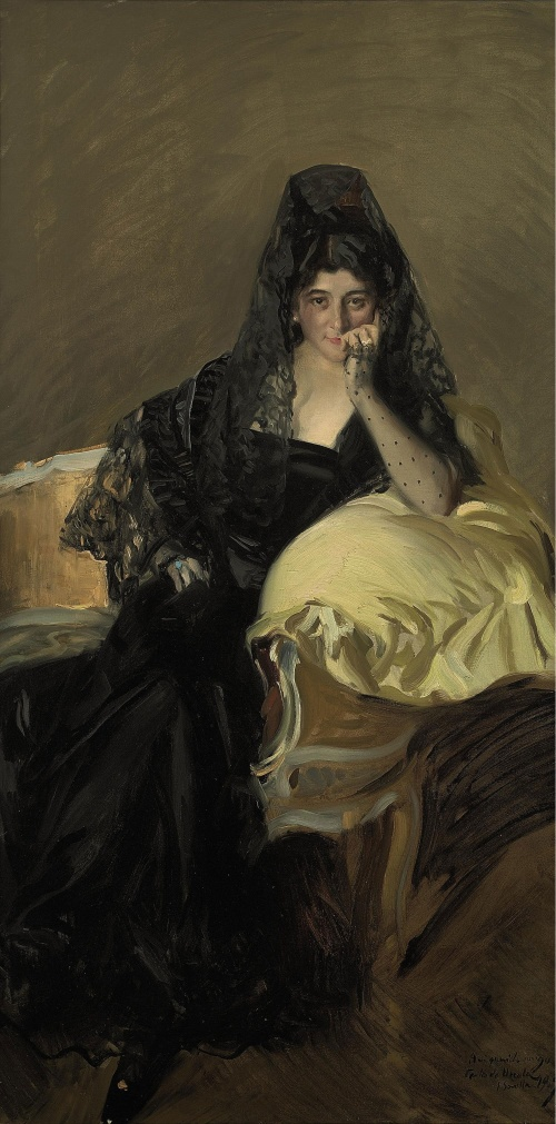 Joaquin Sorolla y Bastida (1863-1923) (289 работ) (2 часть)