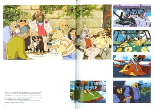 7 артбуков Мастера Хаяо Миядзаки (73 фото) (6 артбук)