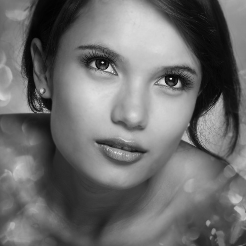 Фотограф Joe Faizal (модель Juliana Zakaria) (69 фото) (эротика)