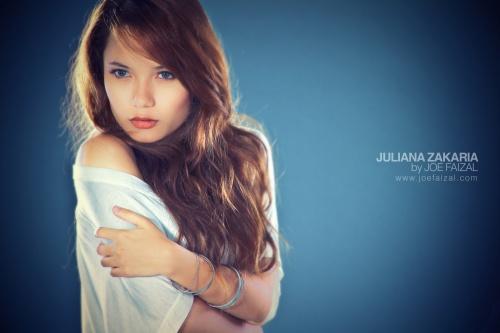 Фотограф Joe Faizal (модель Juliana Zakaria) (69 фото)