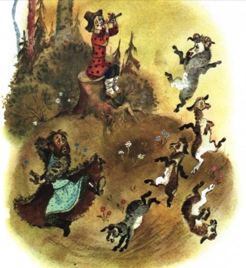 Любимые художники нашего детства - Анатолий Михайлович Елисеев - часть 2 (91 фото)
