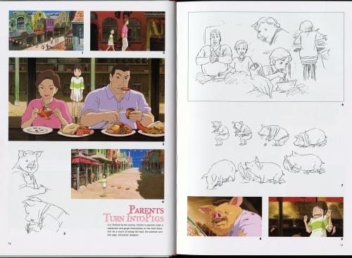 7 артбуков Мастера Хаяо Миядзаки (99 фото) (1 артбук)