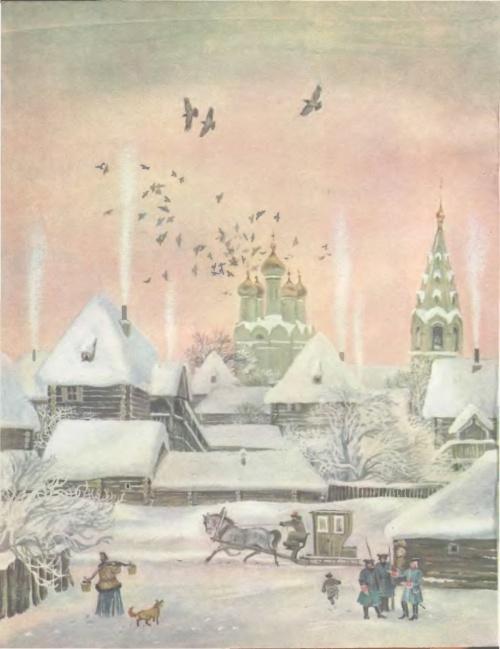 Любимые художники нашего детства - Бордюг Сергей Иванович (285 фото)