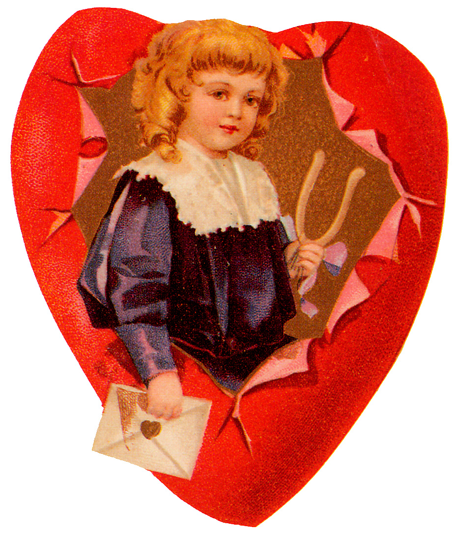 "Postcards of the twentieth century - Valentine's Day 12 Открытки ХХ века - День святого Валентина 12 (290 фото) "" Картины, худож"