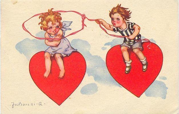 довольно картинки персонажей святого валентина интерьере знаменитая