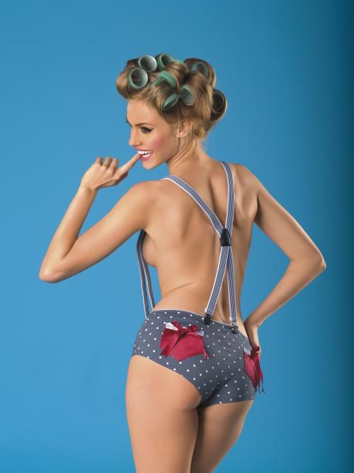 Kinga Lingerie – Pin-Up Girl Collection (33 фото)