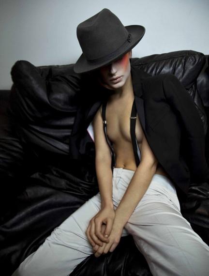 Фотографии профессиональных фотографов - Fashion, гламур, креатив, арт  (590 фото) (эротика)