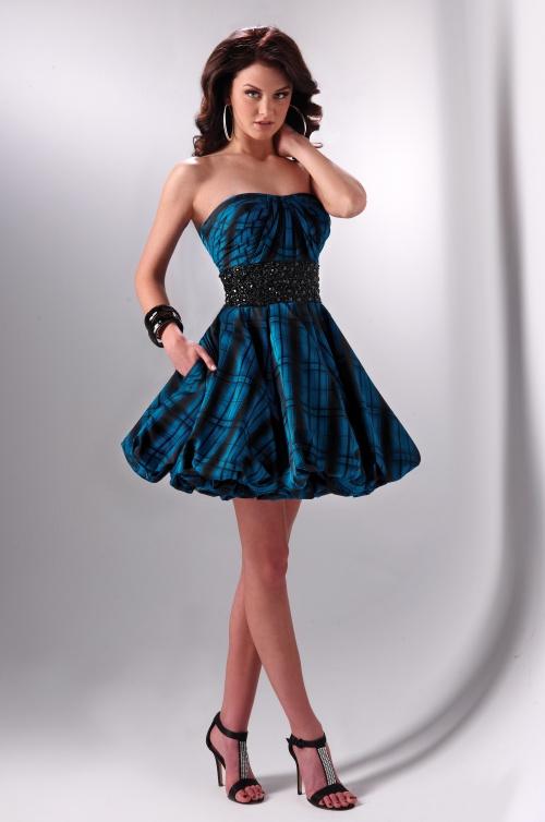 Коллекция платьев 7 - платье для коктейля (52 фото)