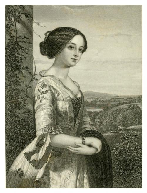 Литографии William Henry Mote (1803–1871)