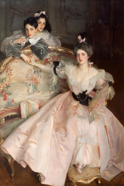 Artworks by John Singer Sargent (578 работ) (2 часть)