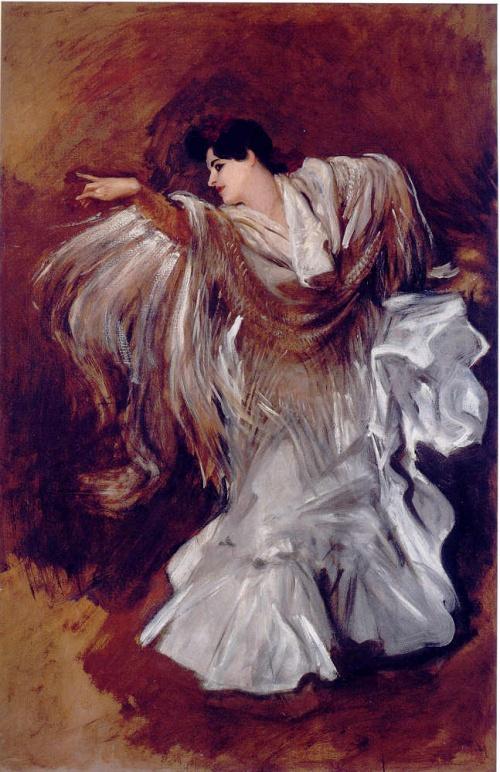 Artworks by John Singer Sargent (578 работ) (2 часть)