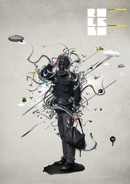 Прекрасная подборка Digital art (people) (129 фото)