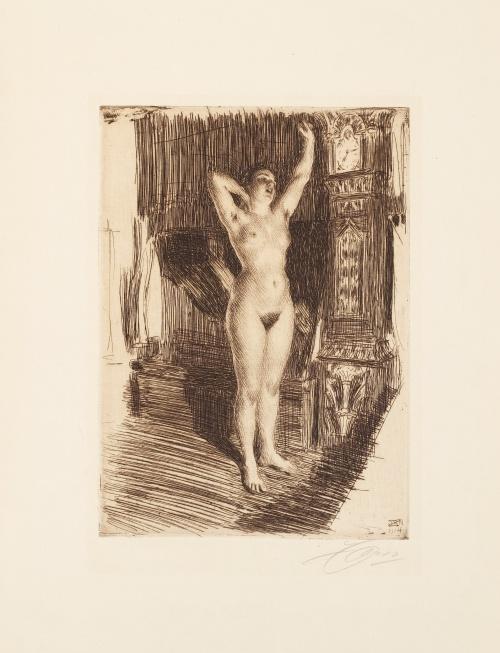 Artworks by Anders Zorn (1 часть)