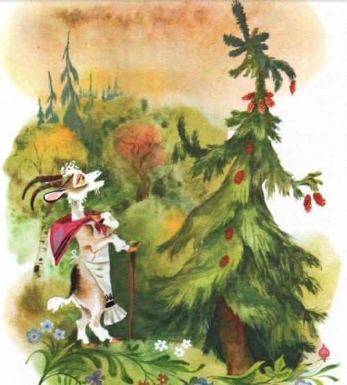 Любимые художники нашего детства - Анатолий Михайлович Елисеев - часть 1 (110 работ)