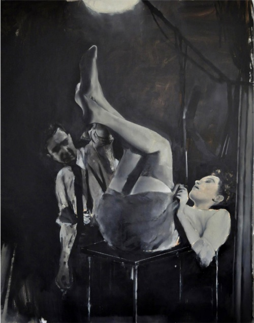 Художник Разван Боар (42 работ) (эротика)