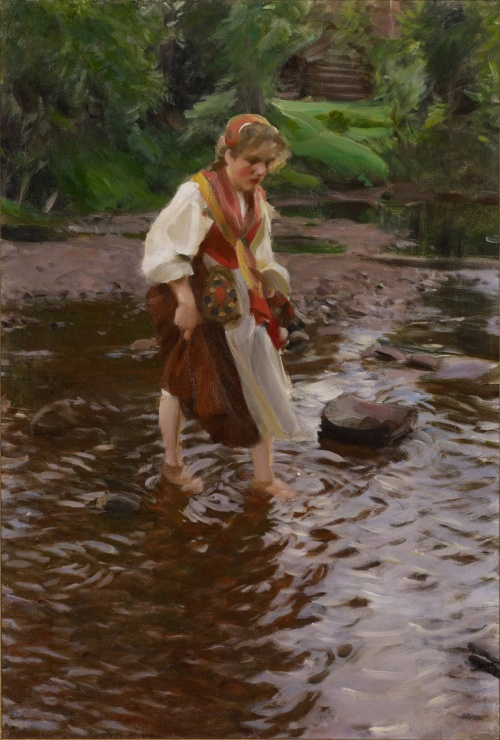 Artworks by Anders Zorn (2 часть)