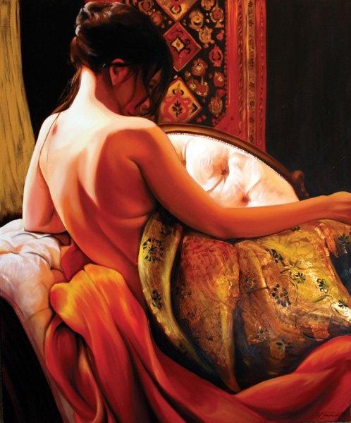 Kathrin Longhurst (47 работ) (эротика)