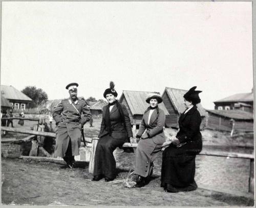 Семейный альбом Романовых (274 фото) (1 часть)