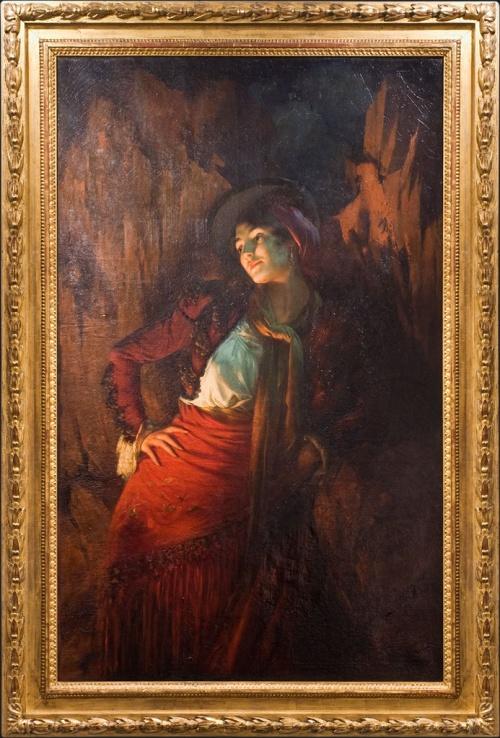 Французский художник Paul Francois Quinsac (31 работ)