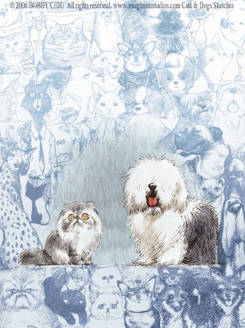 Иллюстраторы - наши современники - Bobby Chiu (Бобби Чиу) (331 фото)