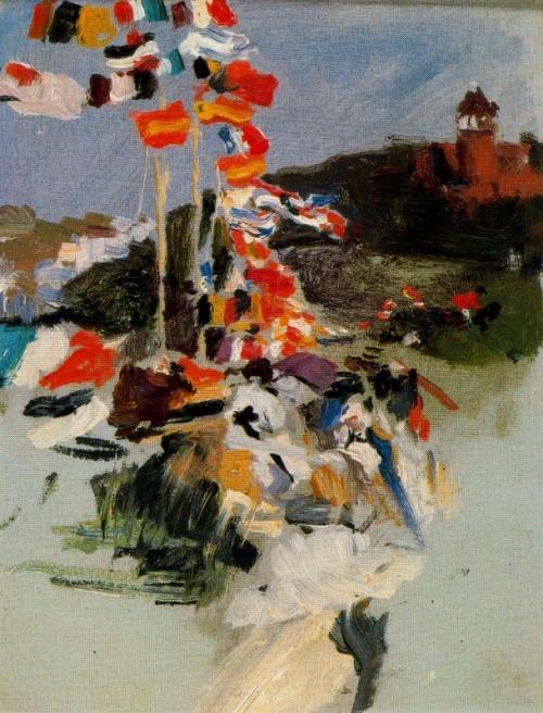 Joaquin Sorolla y Bastida (1863-1923) (289 работ) (1 часть)