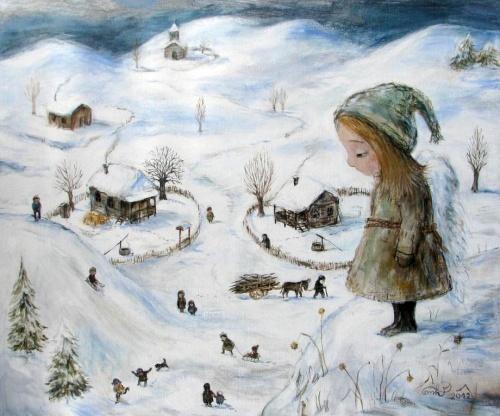 Грустный ангел... Нино Чакветадзе (20 фото)
