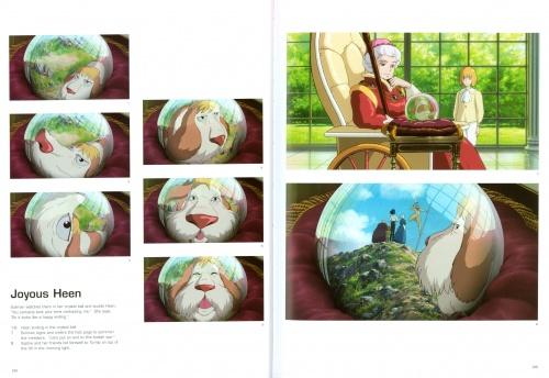 7 артбуков Мастера Хаяо Миядзаки (103 фото) (2 артбук)