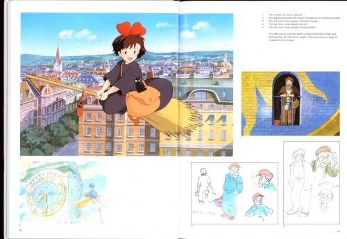 7 артбуков Мастера Хаяо Миядзаки (629 фото) (7 артбук)