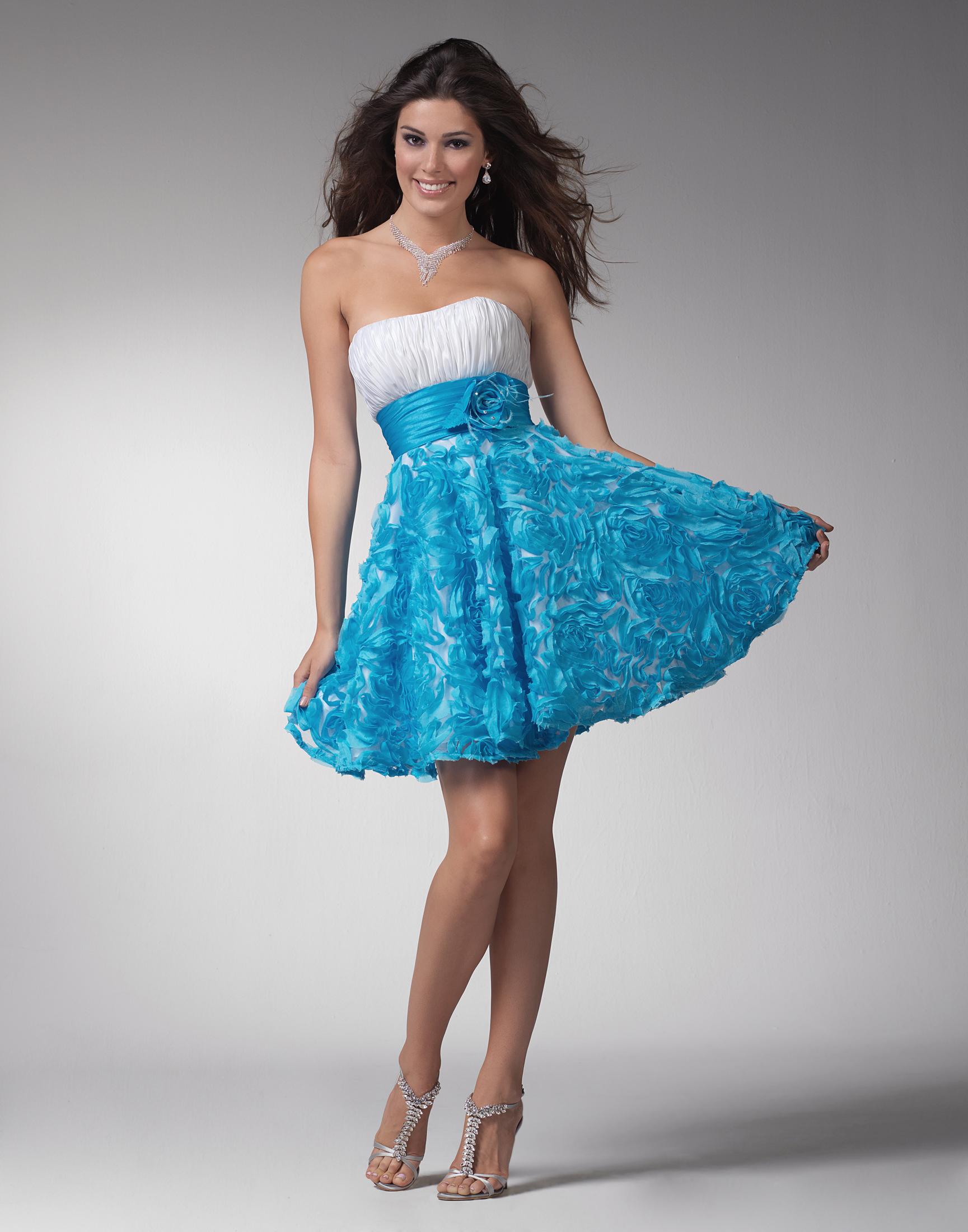 Очень красивый платье на выпускной