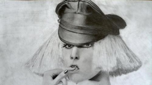 Рисунки карандашом. Q-Le (20 фото)