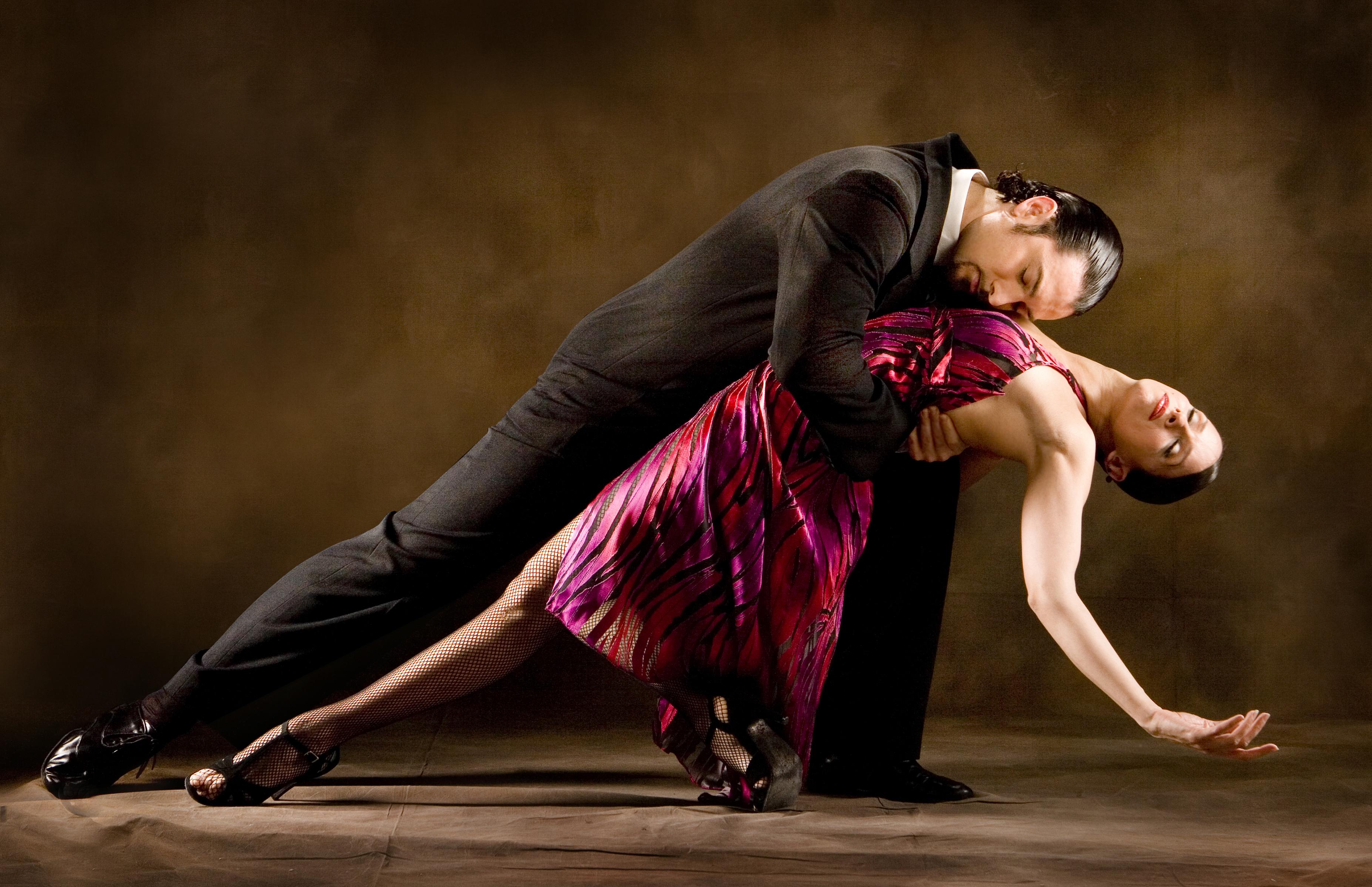 Фото девушка в танго 2 фотография