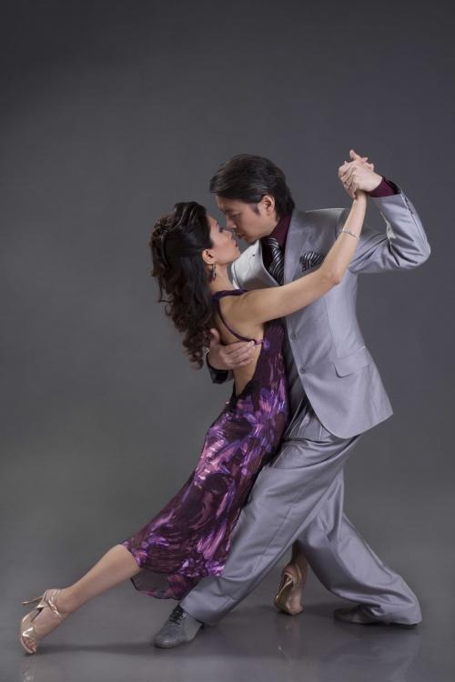 Зажигательный, вдохновенный и страстный танец - ТАНГО (76 фото)