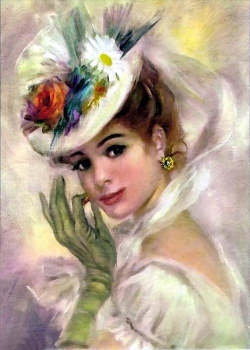 Английский художник John Frederick Lloyd Strevens (Джон Фредерик Ллойд Стревенс) (1902-1990) (99 работ)