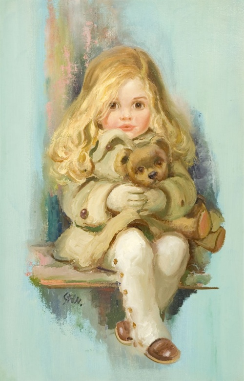 Английский художник John Frederick Lloyd Strevens (Джон Фредерик Ллойд Стревенс) (1902-1990) (99 фото)