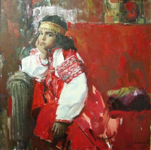 Художник Teasfay Atcbekha Negga (15 работ) (эротика)